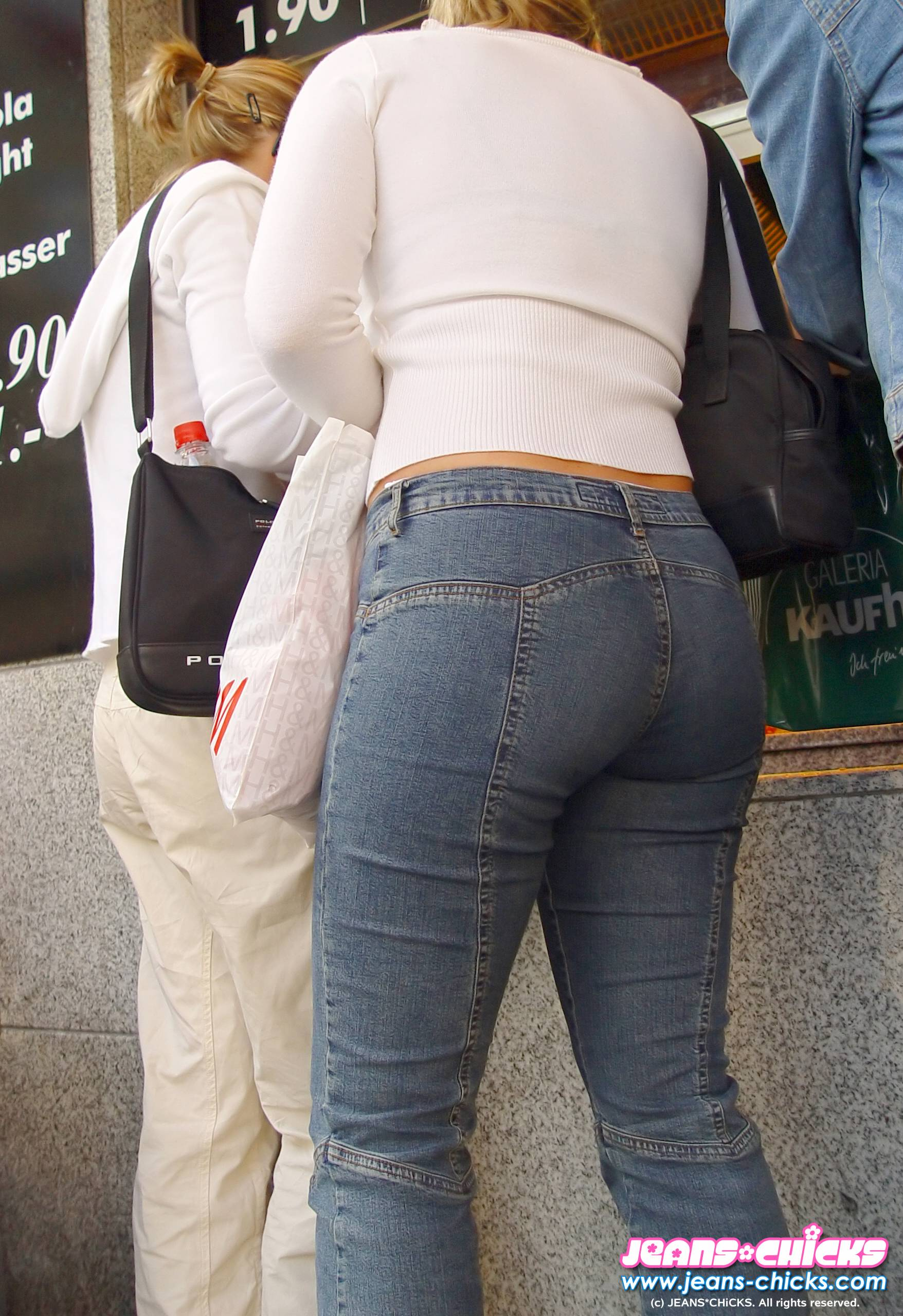 Siktirmiş hot ass jeans